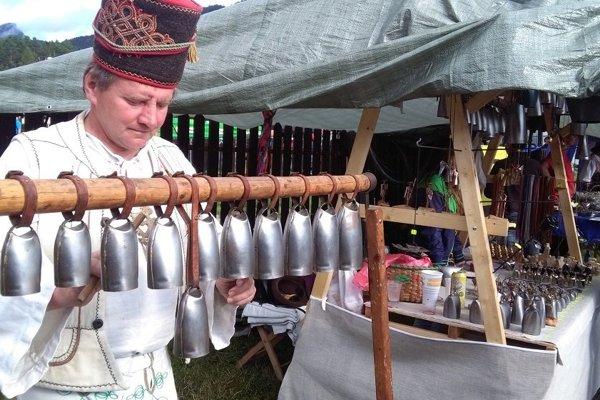 Terchovský festival priniesol okrem tradičného programu aj veľa zábavy vo festivalovom areáli.