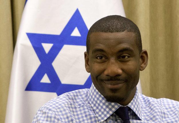 Stoudemire uprednostnil pred New Yorkom Knicks Izrael.