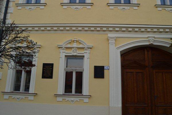 Z izby, v ktorej Štúr v roku 1856 zomrel, je dnes múzeum.