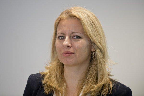 Na stranu petičiarov sa pridala Zuzana Čaputová.