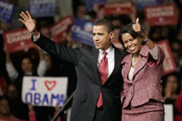 Obama je opäť v hre o Biely dom. V Južnej Karolíne vyhral s obrovským náskokom.