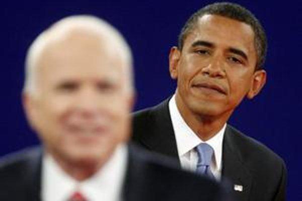 Barack Obama je novým americkým prezidentom.