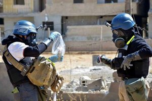 Nezávislí vyšetrovatelia preveria, kto používal v Sýrii chemické zbrane.