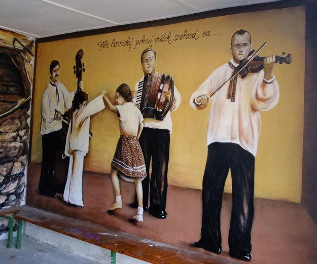 Dnešok reprezentujú  ľudová hudba Vrštek a detský folklórny súbor Lipka.
