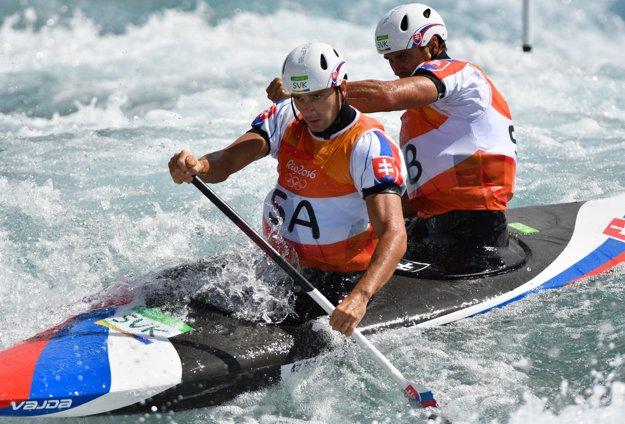 Ladislav a Peter Škantárovci sa dostali do finále bez väčších problémov.