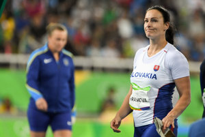 Martine Hrašnovej kvalifikácia vôbec nevyšla.