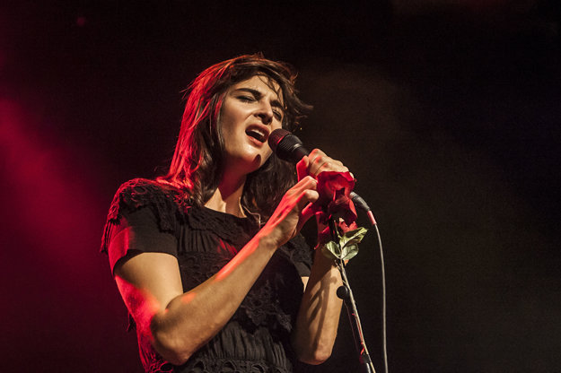 Speváčka má k Banskej Štiavnici špeciálny vzťah. Nedávno napríklad podporila petíciu za obnovenie záchranky s lekárom v meste.