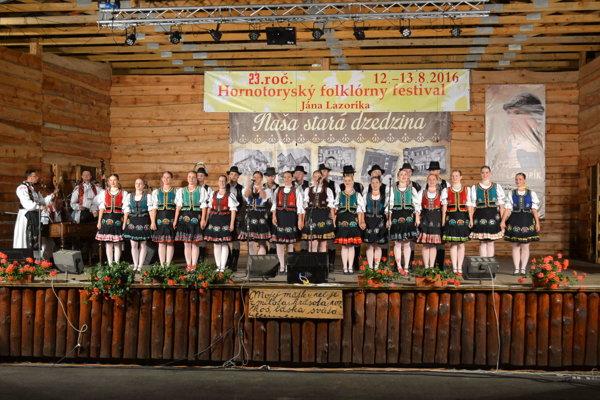 FS Železiar. Zaspievali azatancovali aj Košičania.
