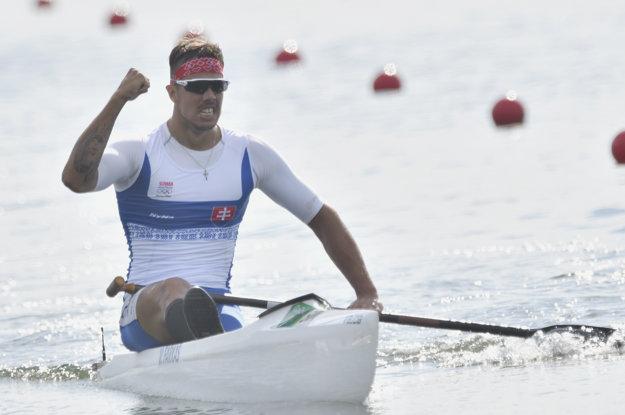 Vincent Farkas bol ďalší z kategórie olympionikov z Ria.