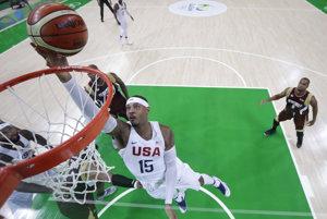 Americká basketbalová reprezentácia chce získať pätnástu olympijskú medailu.