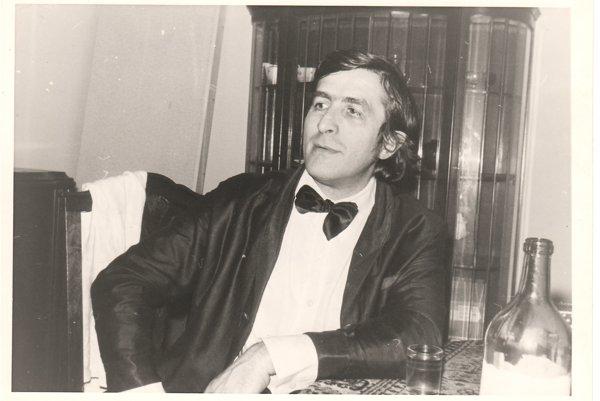 Július Satinský (20. august 1941 - 29. december 2002)