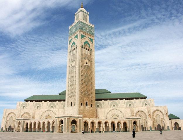 Mešita v Cassablance