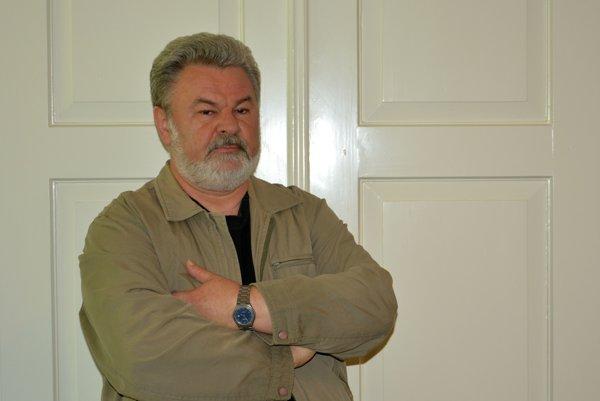 Ján Petrík.