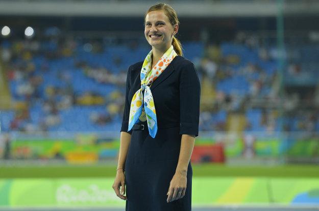 Danka Barteková veľmi túžila dekorovať slovenského športovca.