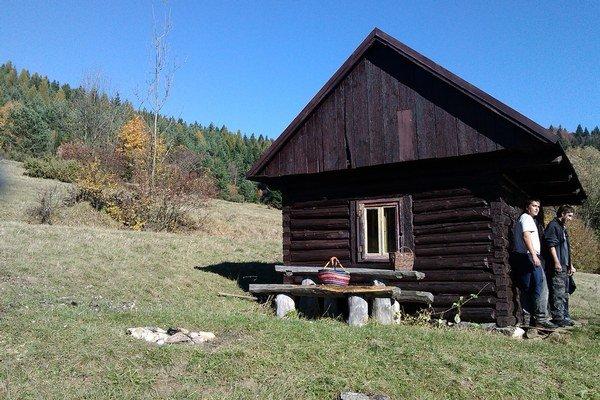 V osade Federovo sa zachovali už iba dve drevenice, kedysi ich boli desiatky.