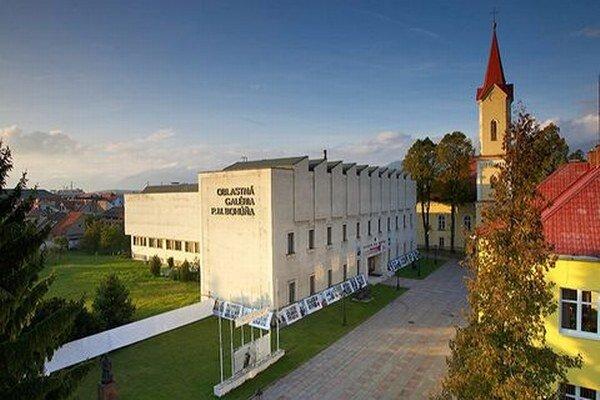 Galéria P. M. Bohúňa.