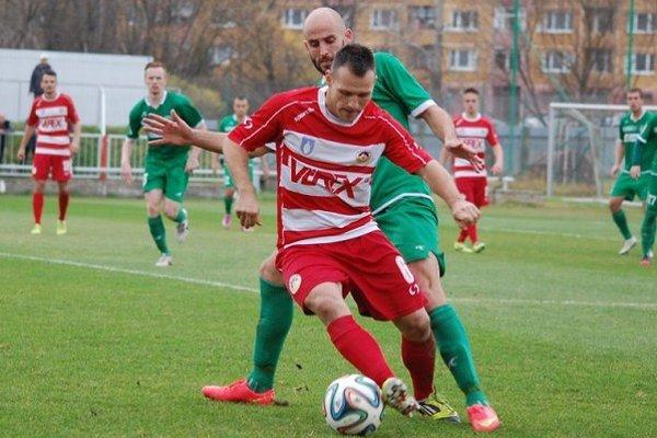 Ján Papaj, hráč MFK Tatran.
