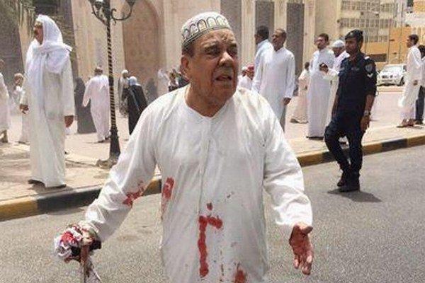 Pri samovražednom útoku v Kuvajte zahynulo najmenej 25 ľudí.