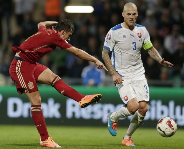 O kvalitách španielskeho útočníka sa presvedčili v kvalifikácii na EURO 2016 aj slovenskí futbalisti.
