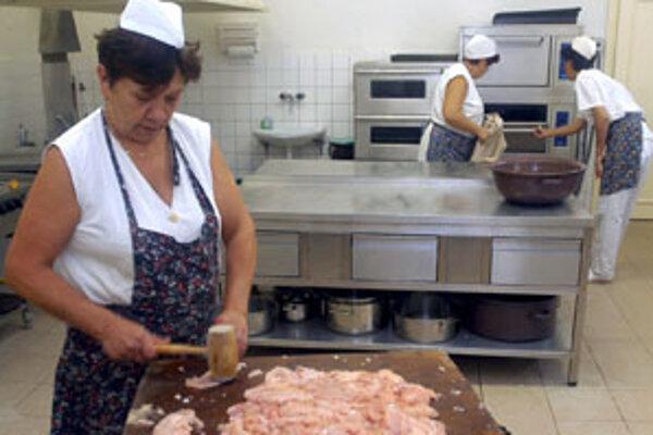 V ponuke úradu práce je aj voľné miesto pre kuchára či kuchárku.
