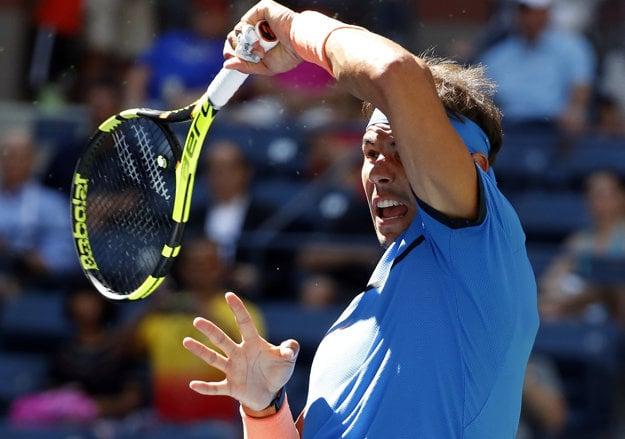 Rafael Nadal postúpil bez väčších problémov.