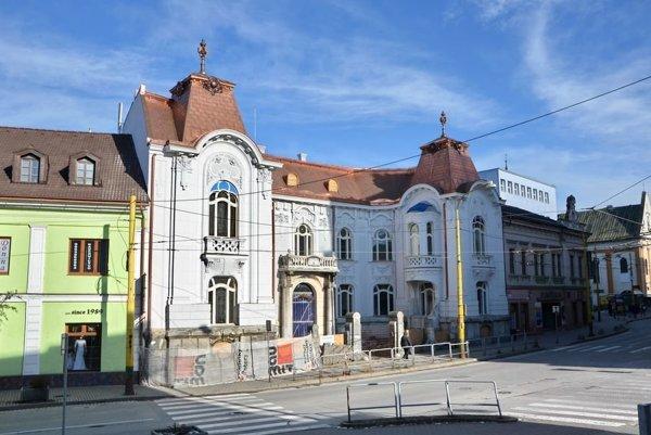 Rosenfeldov palác sa dočkal a už čoskoro bude otvorený.
