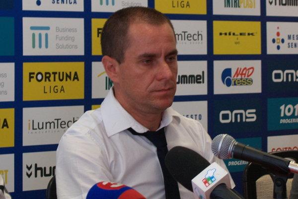 Richard Čech, manažér pre scouting a prestupy v FK Senica.