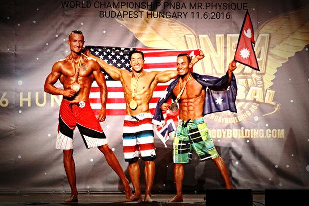 Peter Chmelovics na svetovom šampionáte v Budapešti
