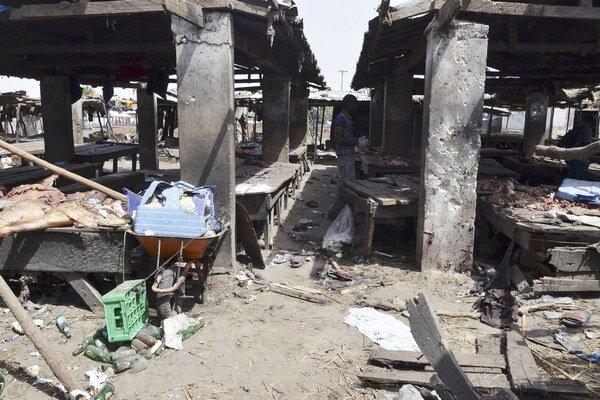 K útokom na nigérijské trhoviská sa zatiaľ nikto neprihlásil.