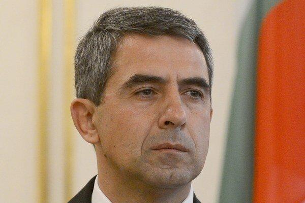 Bulharský prezident Rosen Plevneliev.