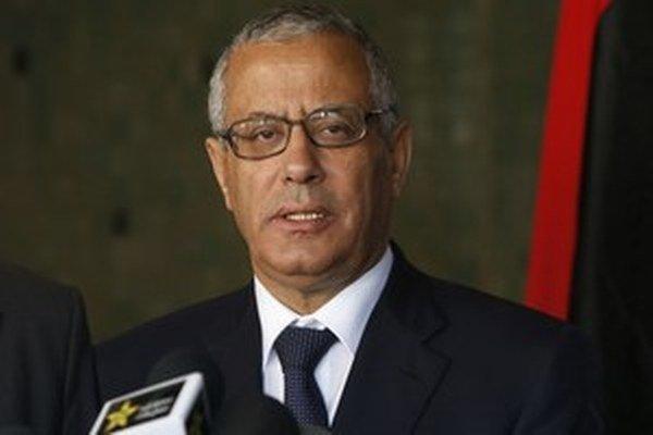 Predseda medzinárodne uznávanej líbyjskej vlády Abdalláh Saní oznámil, že v utorok unikol pokusu o atentát.