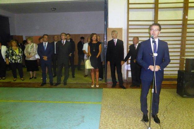 príhovor generálneho riaditeľa UPSVAR Mariána Valentoviča