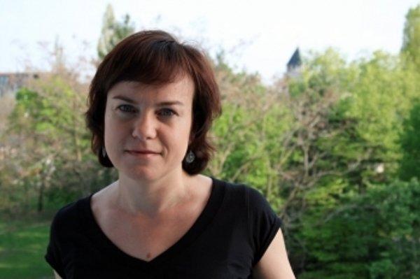 Redaktorka Trendu Zuzana Petková.