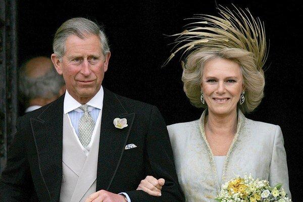 Princ Charles.