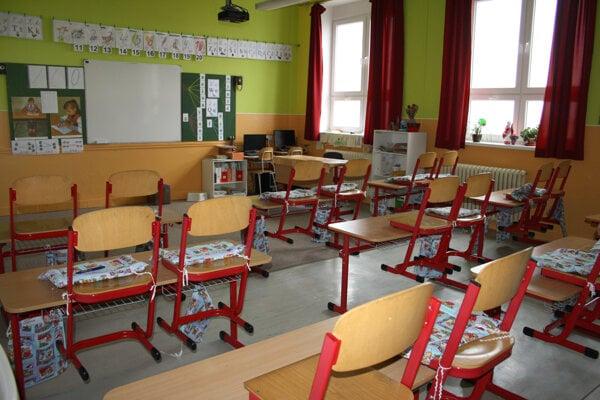 Škola - ilustračná foto.