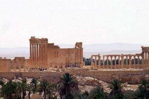 Sýrska Palmyra môže jedného dňa zmiznúť z mapy.