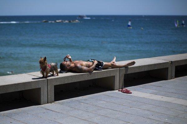 Španielsko čelí vlne extrémnych horúčav.