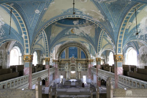 Synagógu spravuje mestské Múzeum Janka Kráľa.