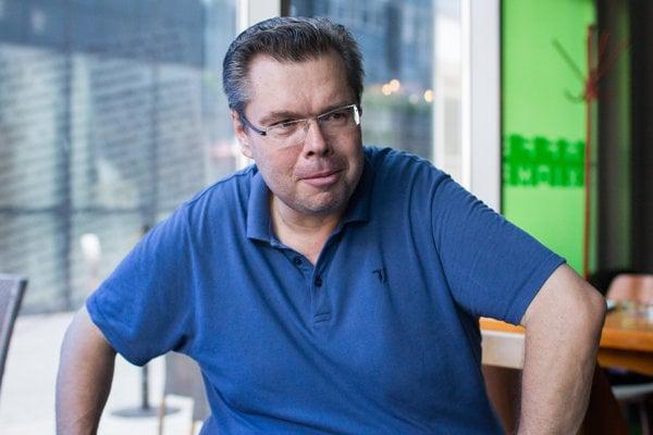 Developer Róbert Číž čelí už osem rokov obvineniu z podvodu v kauze Glance House.