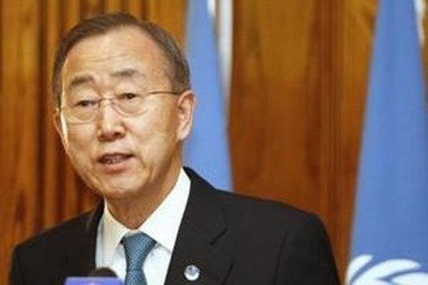 OSN hovorí, že tábor je obliehaný znútra i zvonka - vnútri ozbrojenými skupinami a vonku jednotkami sýrskej armády.