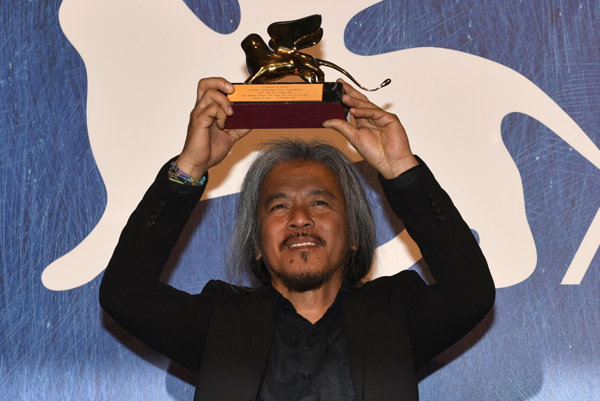 Víťaz Benátok, filipínsky režisér Lav Diez.