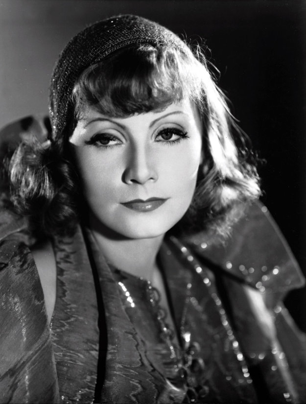 Greta Garbo v roku 1931