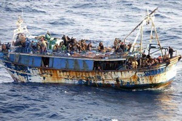 Utečencov prichádzajúcich do Európy v posledných rokoch rapídne pribúda.