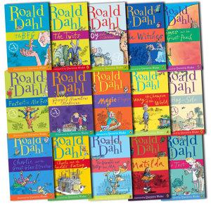 Knihy Roalda Dahla.