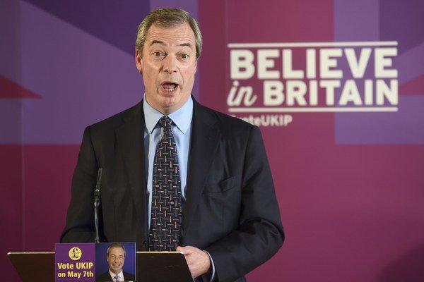 Farage výzvu na súboj údajne prijať neplánuje.