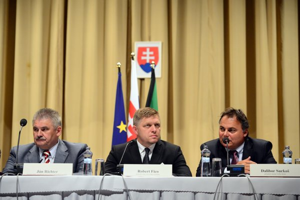 Minulý týždeň absolvovala vláda výjazdové rokovanie v Poltári a vo Veľkom Krtíši.