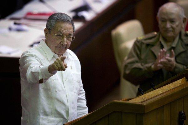 Obama sa prvýkrát osobne stretne s kubánskym prezidentom Raúlom Castrom počas amerického summitu v Paname.