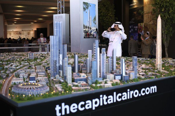 Egypt predstavil plány nového hlavného mesta.