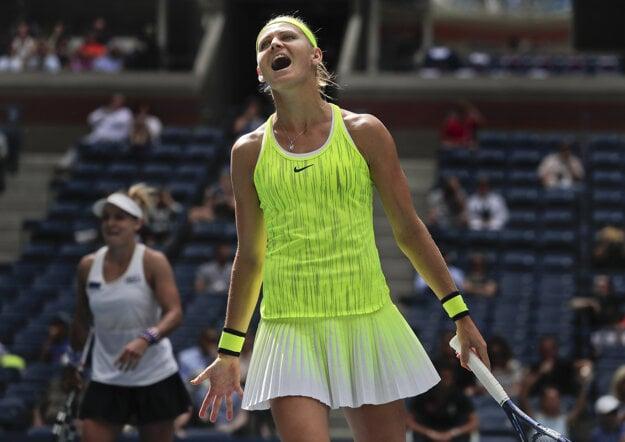 Lucie Šafářová naposledy vyhrala štvorhru na US Open.