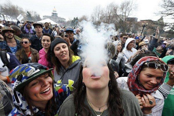 Marihuanou sa Senát doteraz nezaoberal.